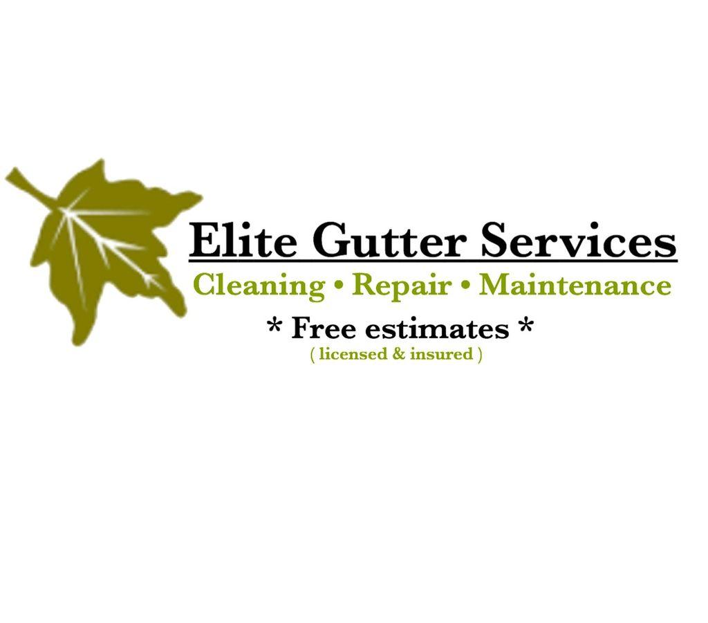 Elite Gutter Services