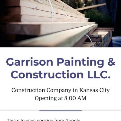Avatar for Garrison Painting & Construction