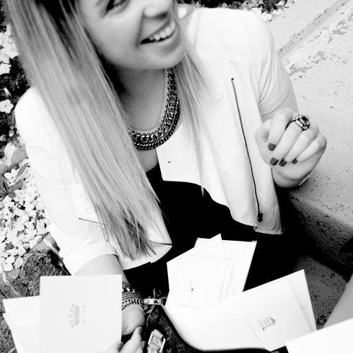 Wedding & Events Planner & Co-Owner Katie Fruzynski