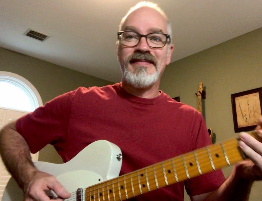 Online Guitar w/ Eric Klodt