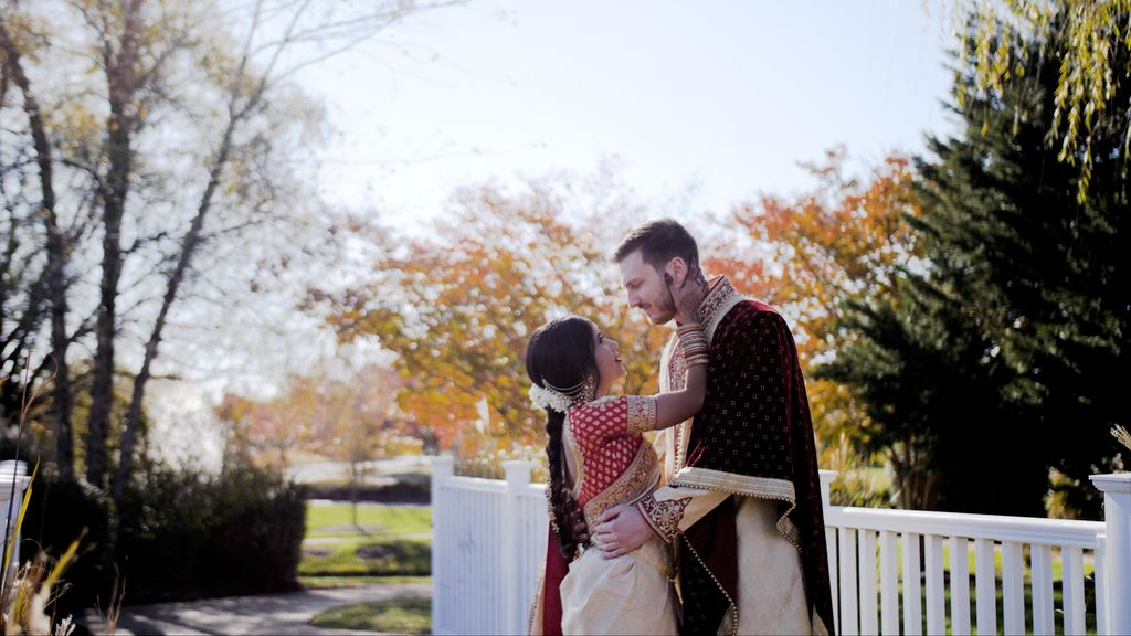The Wedding of Seena and Andrew