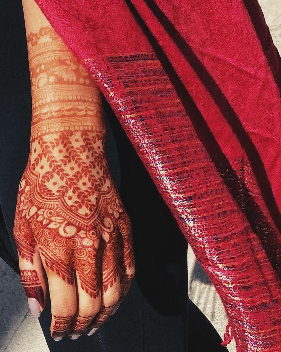 The Mehndi Diary