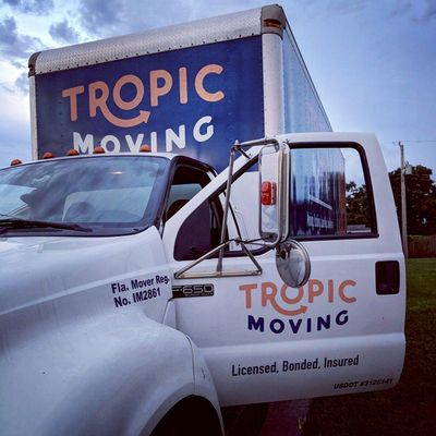 Avatar for Tropic Moving
