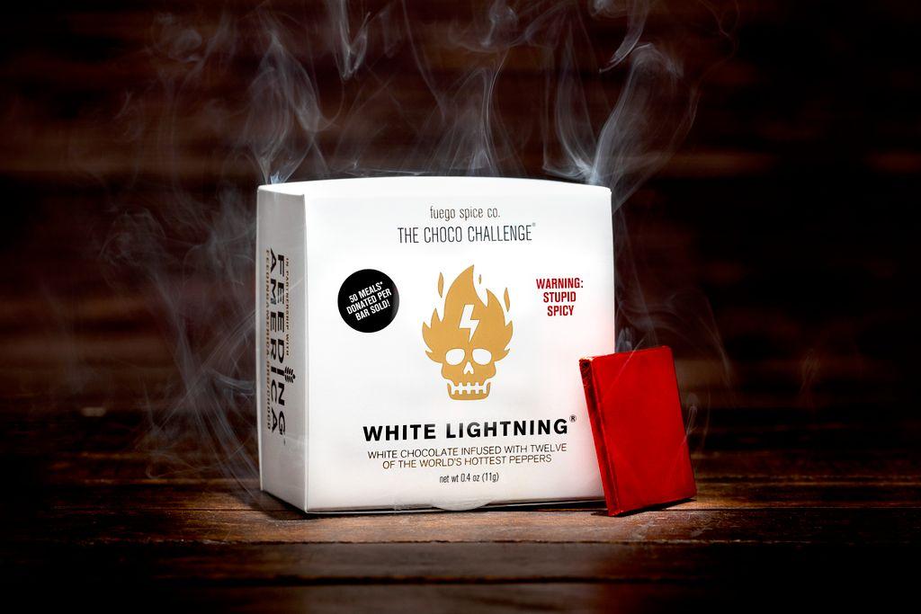 Fuego Box - White Lightning