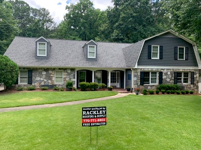 Roof Installation or Replacement - Stone Mountain 2020