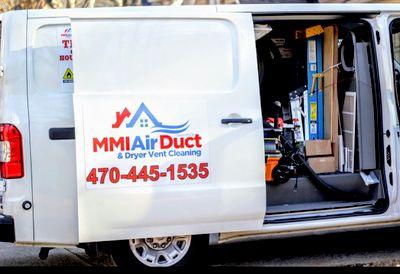 Avatar for MMI HomeImprovement Air Duct & Dryer Vent