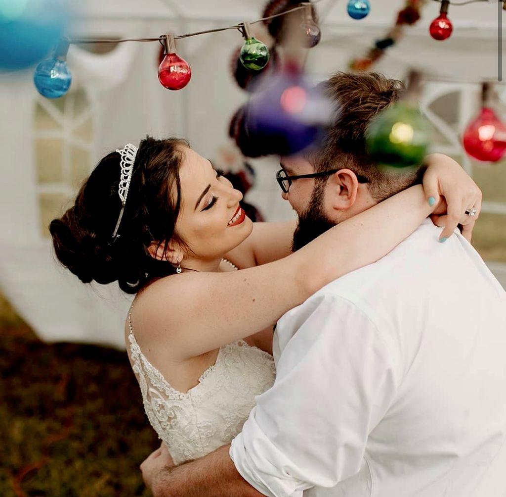 Nikki wedding