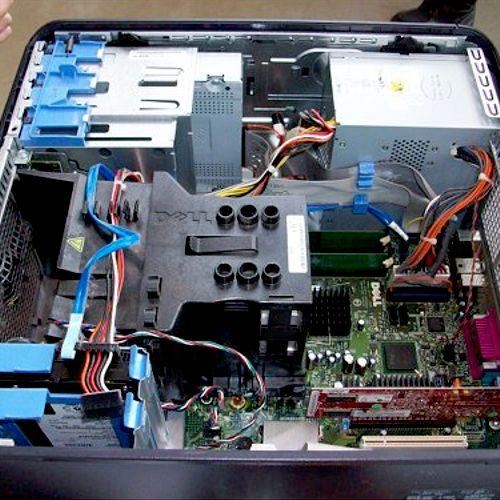 PC upgrade and repair