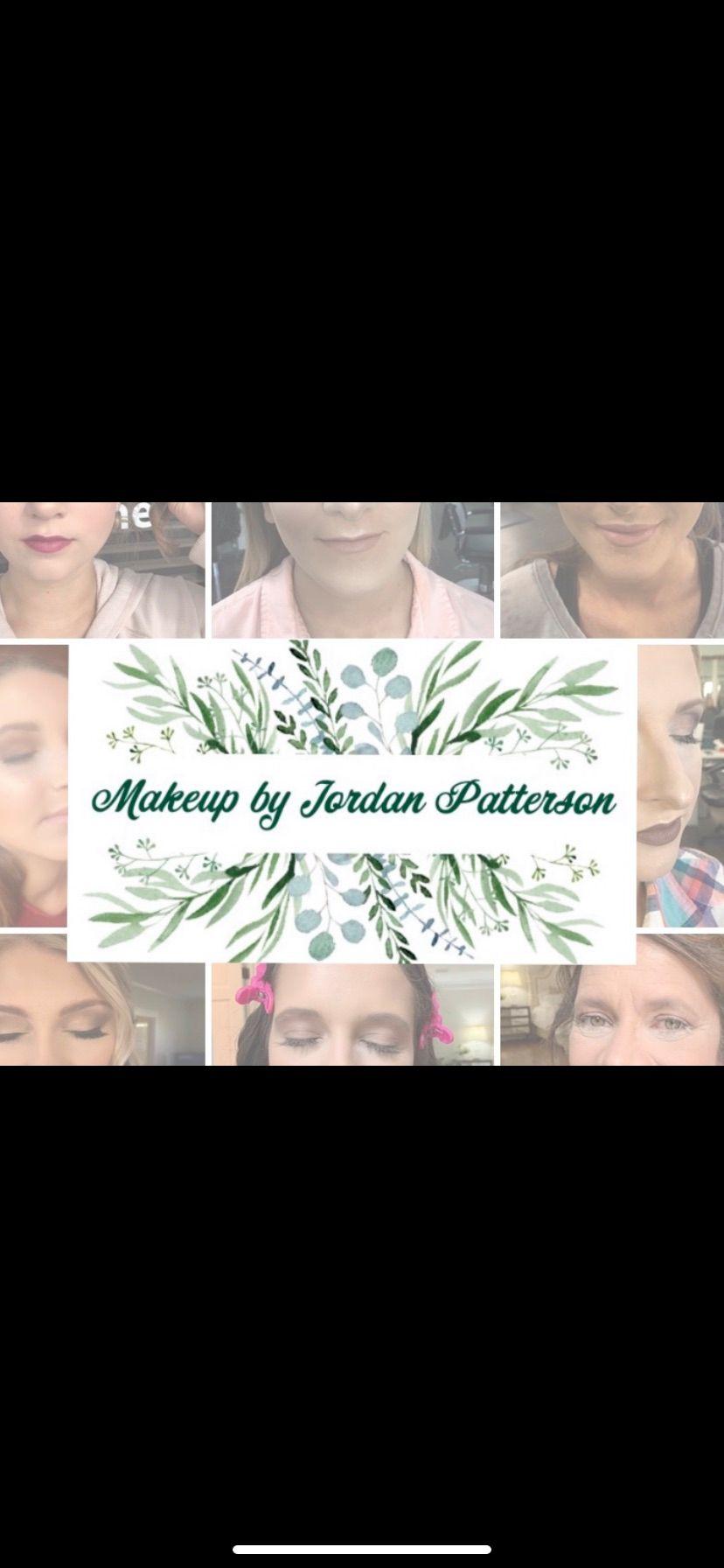 Makeup by Jordan Patterson