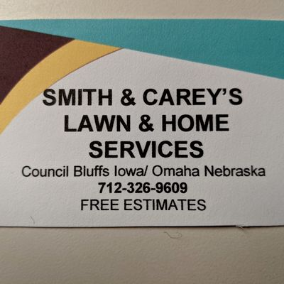 Avatar for Smith & Carey's Lawn & Home Services