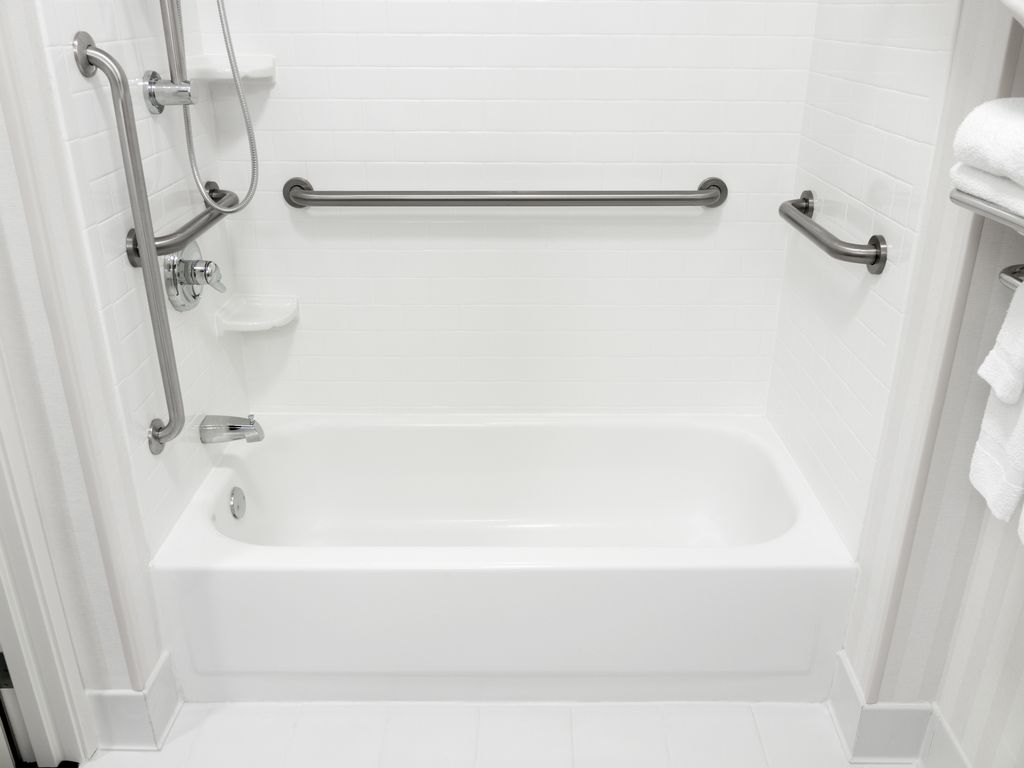 ADA Bathroom Conversion