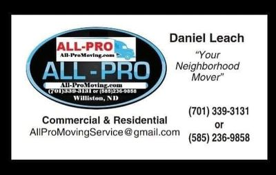 Avatar for All Pro Moving Services