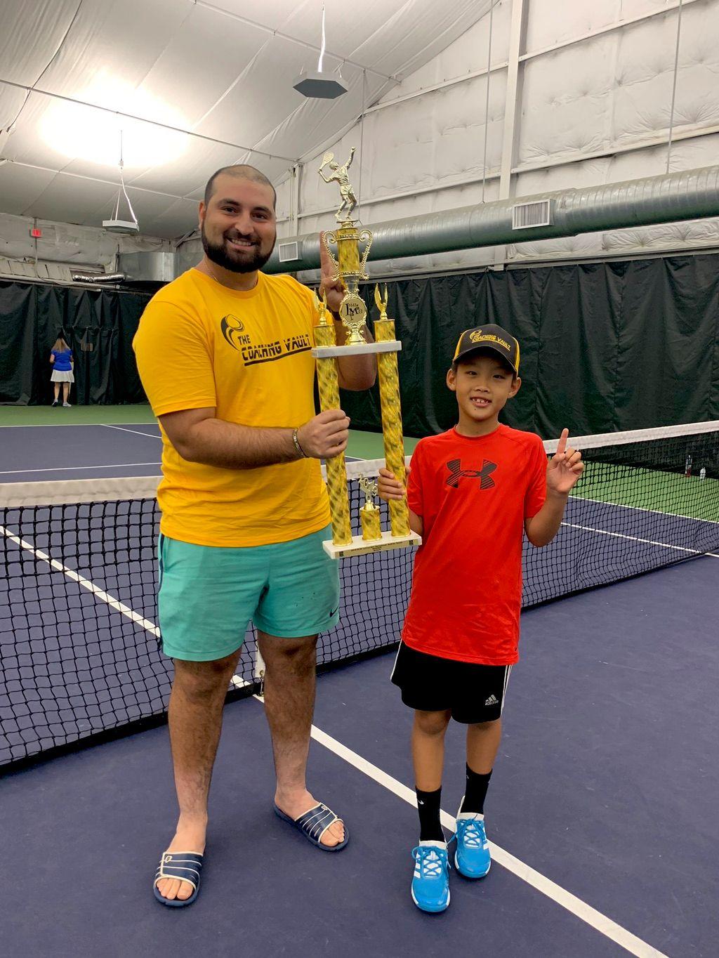 The Coaching Vault (Tennis & Fitness) Academy