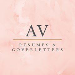 Avatar for AV Resumes & Coverletters