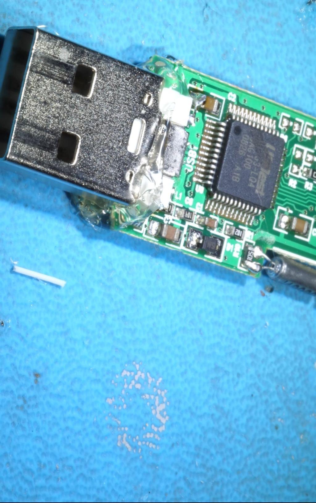 Broken Flash Drive