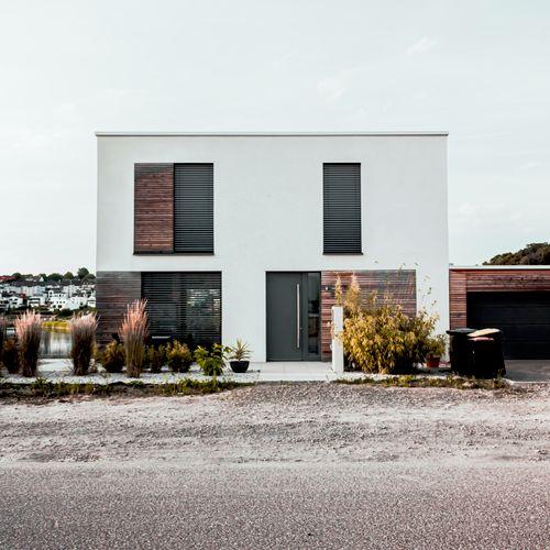 Architecture - Building Elevation