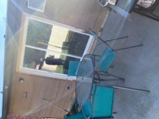 Cohesian Properties patio door