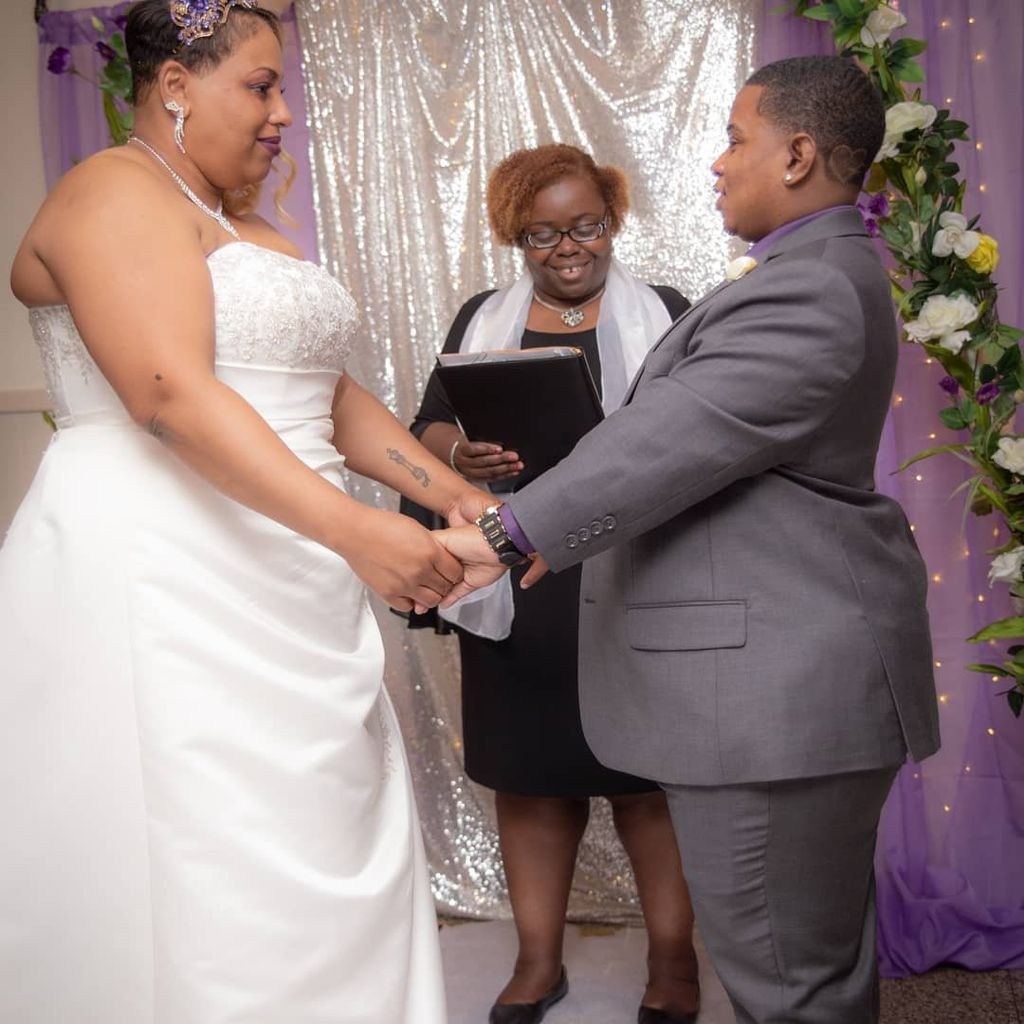 Wedding Officiant - Cleveland 2020