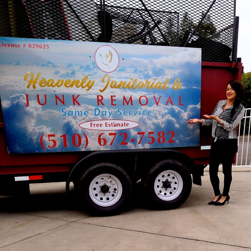 Heavenly Janitorial Services & JUNK Removal