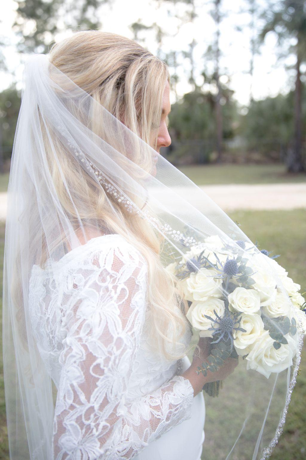 Elegant Backyard Wedding