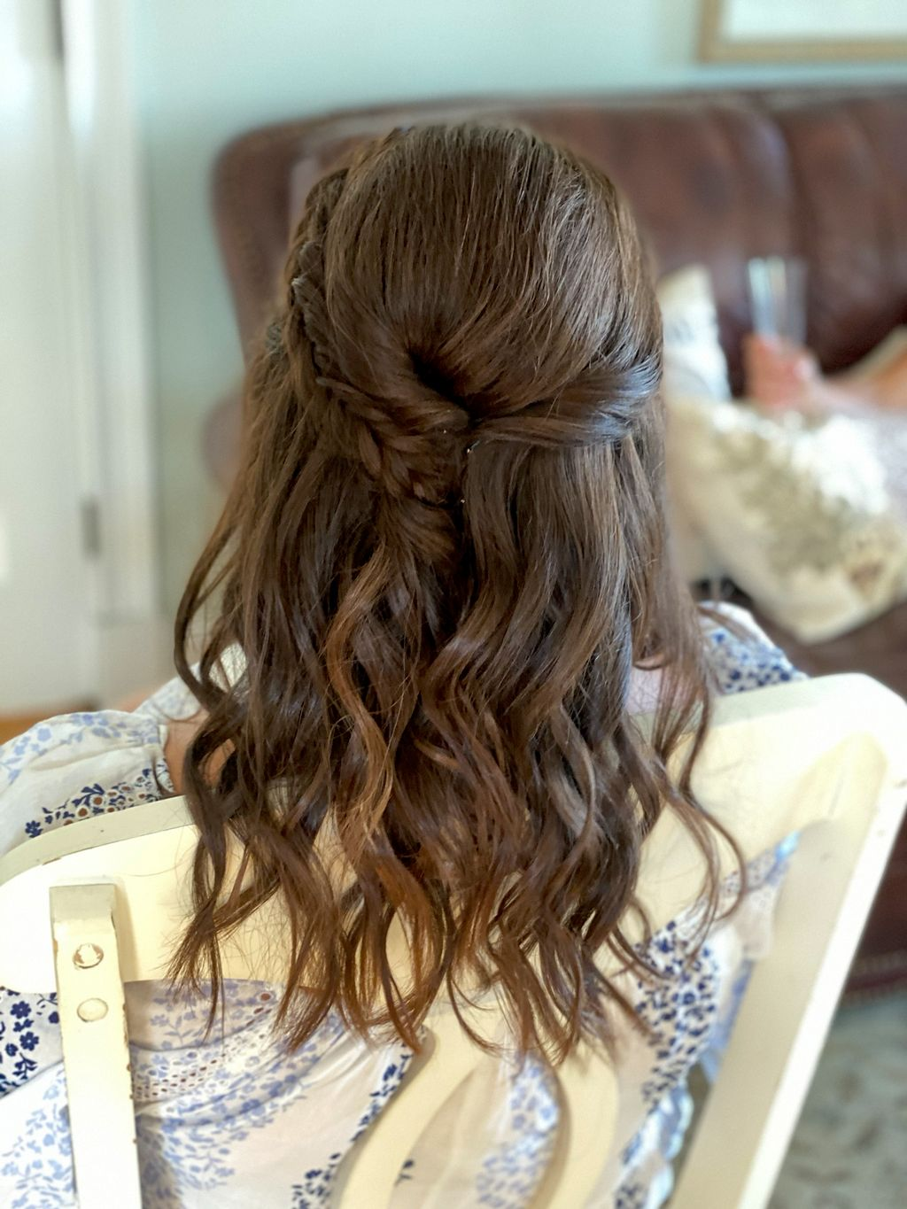 Makeup and Hair for outdoor beach wedding