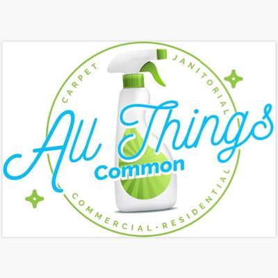 Avatar for All Things Common Cleaning