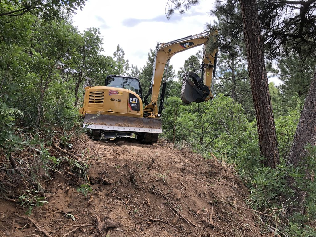 Road Construction and Land Clearing