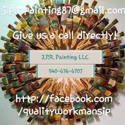 Avatar for J. P. R. Painting, LLC