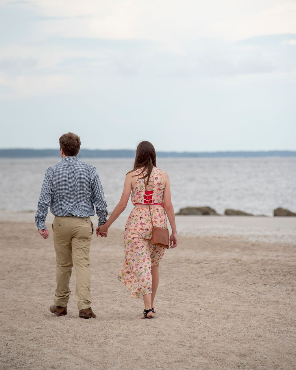 Tybee Island Engagement