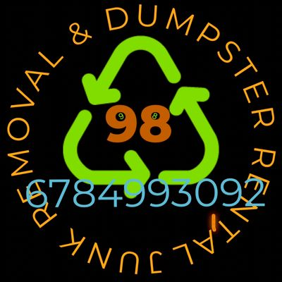 Avatar for 98 JUNK REMOVAL. Phone: 6784993092