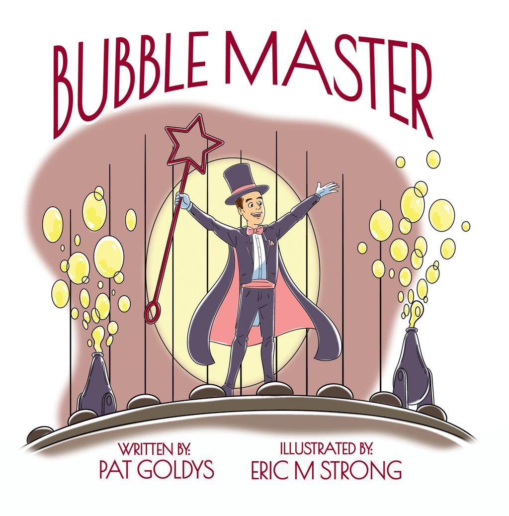 Bubble Master Book Illustrations