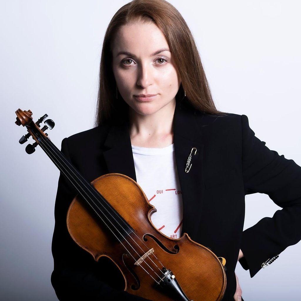 Dr. Tatiana's ONLINE Violin Studio