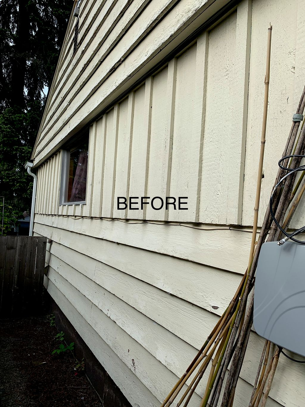 James Hardie Plank full siding replacement PAINT