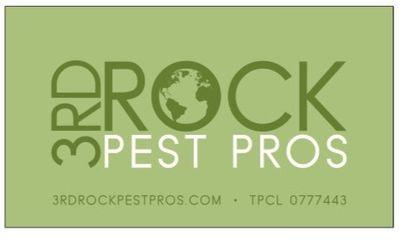 Avatar for 3rd Rock Pest Pros Inc.
