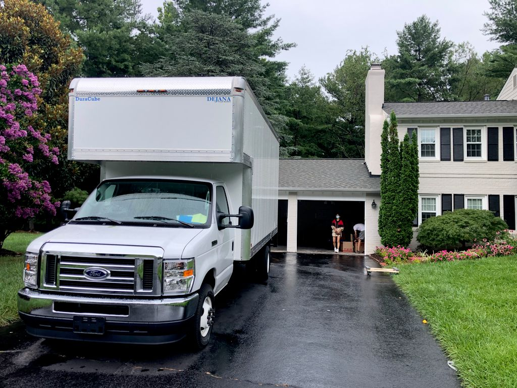 Local Moving VA - 3 bedroom house