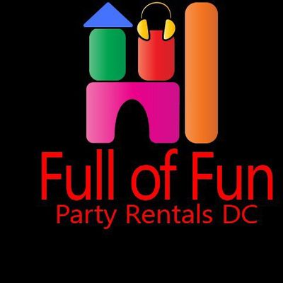 Avatar for Full of Fun Party Rentals DC