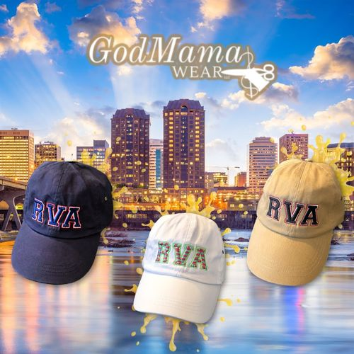 New line of embroidered 3D Puff RVA hats.