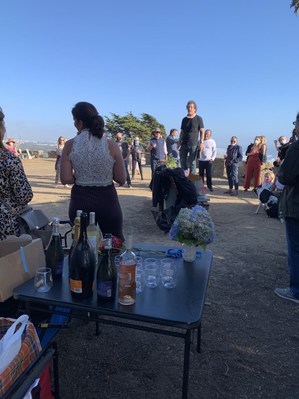 Birthday Celebration by the beach and indoors