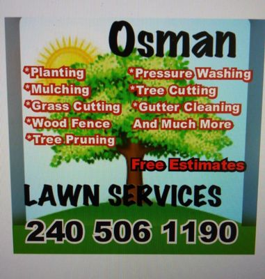 Avatar for Osman lawn services