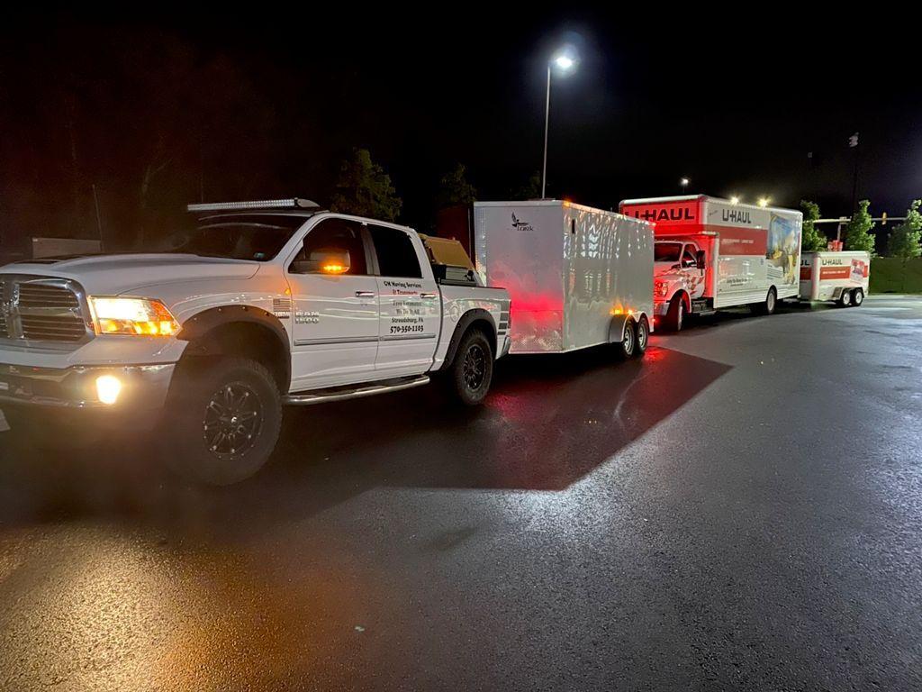 GM Moving Service & Transports LLC