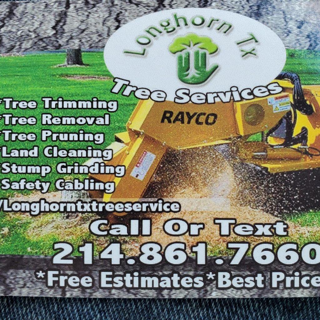Longhorn TX Tree Service