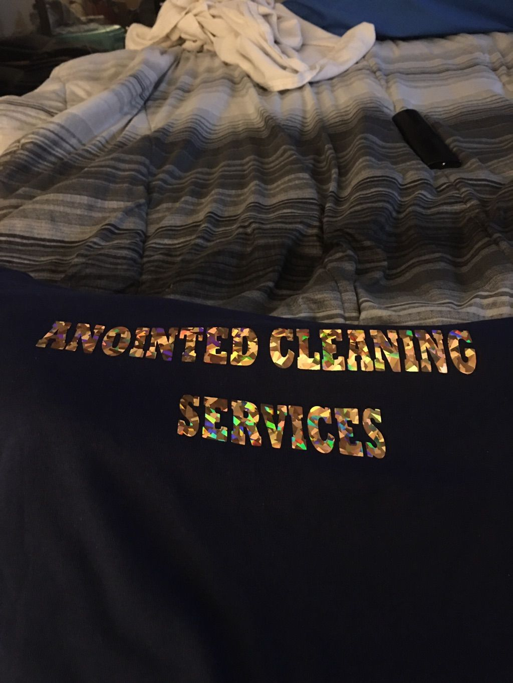 Anointed sisters cleaning service