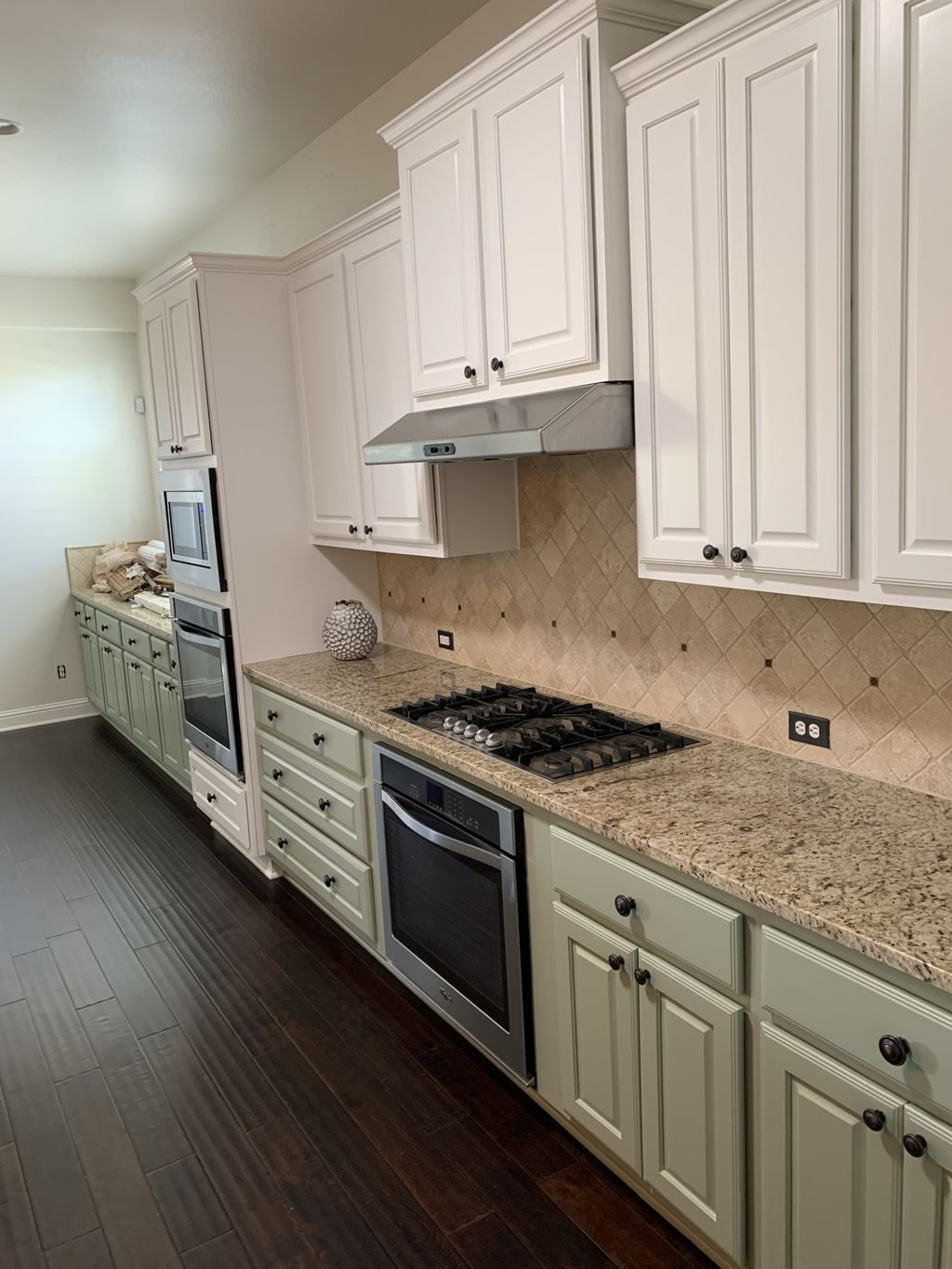 Rough Hollow Kitchen Cabinets