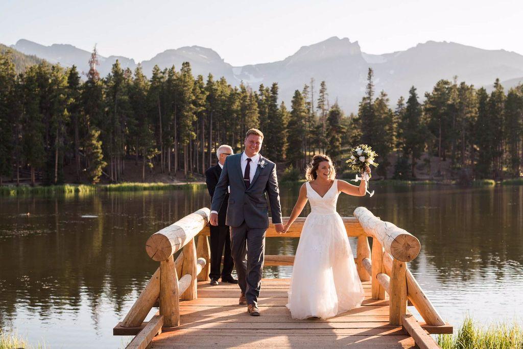 Wedding Officiant - Estes Park 2020