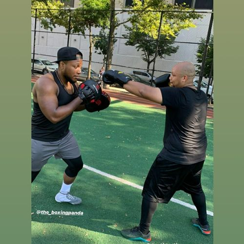 Boxing PT
