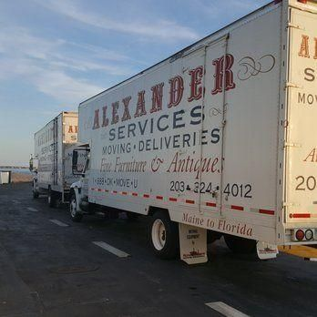 Avatar for Alexander & Sons Moving