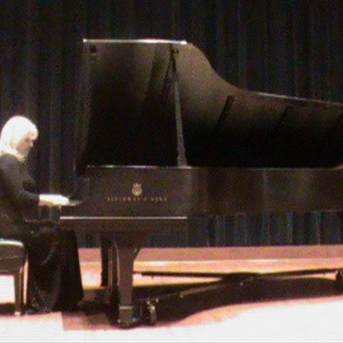 One of our Instructor's Piano Concerto