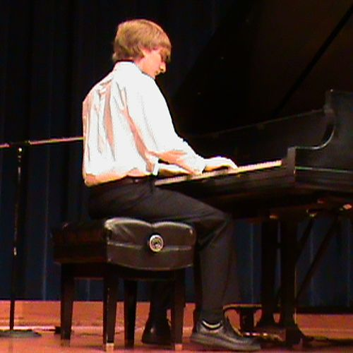 Our student - Our Piano Recital