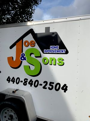 Avatar for Joe & Sons Home Improvements