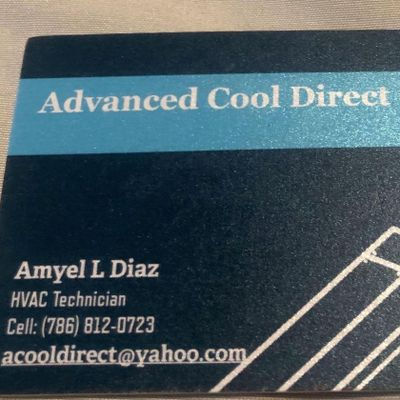 Avatar for Advanced Cool Direct inc